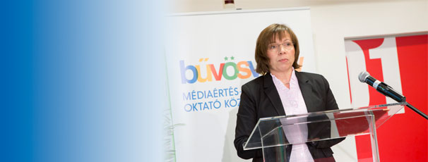 Monika Karas at the Opening Ceremony of Buvosvolgy